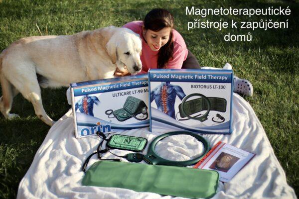 Máme magnetoterapeutické přístroje k zapůjčení domů